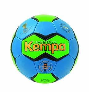 Kempa accedo basic profile, bleu (noir/vert fluo, 200186302 3