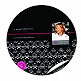 Little Venice Cake Round Clear Work Board, 10-Inch