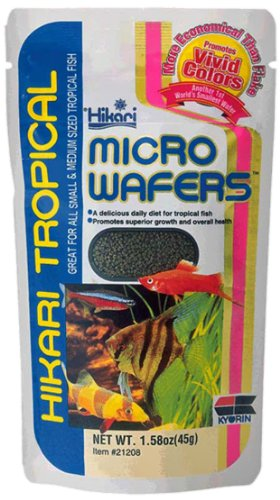 Hikari Micro Wafers for Pets 1 58-OunceB001D6W058 : image