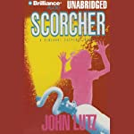 Scorcher: A Fred Carver Mystery (       UNABRIDGED) by John Lutz