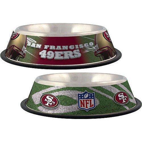 Hunter Mfg San Francisco 49Ers Dog Bowl