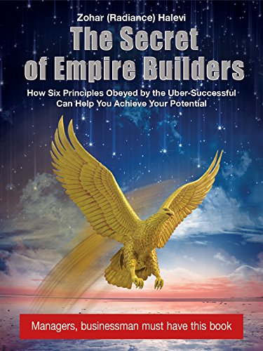 The Secret Of Empire Builders by Zohar Halevi ebook deal