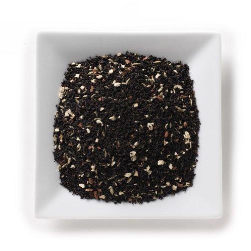 Mahamosa Chai Black Tea Blend And Tea Infuser Set: 8 Oz Fennel Chai Black Tea, 1 Stainless Steel Tea Ball Infuser (Bundle- 2 Items)(Tea Ingredients: Black Tea, Ginger Root, Cinnamon And Fennel Seeds With Sambuca Flavor)