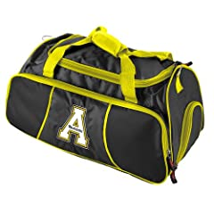 Buy Brand New Appalachian State Mountaineers NCAA Athletic Duffel Bag by Things for You