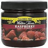 Calorie Free Fruit Spread 340g Raspberry