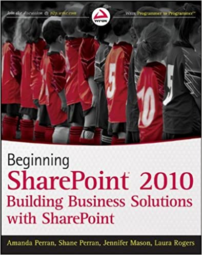 SharePoint, solutions, Toby Elwin, 2010, portal, design, beginning, book, Amazon.com