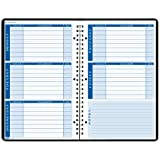 House of Doolittle 2575 Nondated Assignment Book For Intermediate Grades, 7 x 11, Blue/White Pages