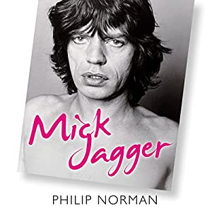 Mick Jagger Audiobook