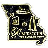 "Missouri Refrigerator Magnet 2"""