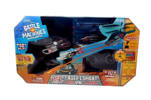 Jada Toys Battle Machines - Laser Combat Air Vs. Land (Battle Machines compare prices)
