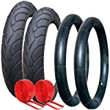 QUINNY BUZZ TYRE AND TUBE SET SIZE WITH ADDED PUNCTURE PROTECTION SIZE 12 1/2 X 2 1/4 (57-203)