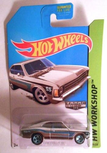 2014 Hot Wheels Hw Workshop Zamac Edition - Chevrolet SS