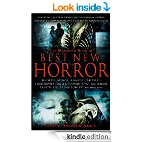 The Mammoth Book of Best New Horror (20th Anniversary Edition) (Mammoth Books)