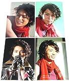 嵐 ARASHI Marks 2008 Dream-A-live 公式グッズ オリジナルフォトセット 【松本潤】