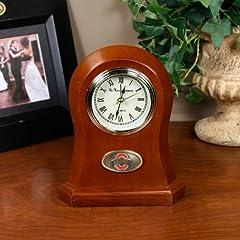 Buy Memory Company Ohio State Buckeyes Desk Clock by Memory Company