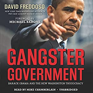Gangster Government Audiobook