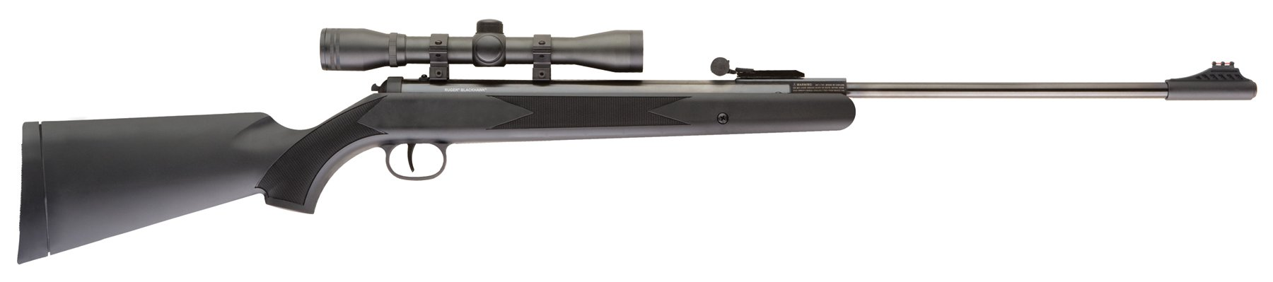 Ruger Blackhawk Combo Air Rifle Review