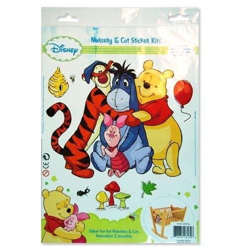 Winnie the Pooh Wall Sticker Set