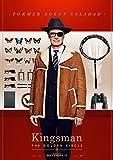 映画 キングスマン : ゴールデン サークル ポスター 42x30cm Kingsman: The Golden Circle コリン・ファース