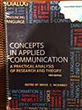 img - for Concepts in Applied Communication a Practical Anal book / textbook / text book