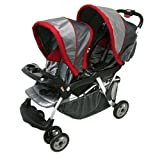 Baby Trend Silverado Sit N' Stand Plus Double Stroller (Discontinued by Manufacturer) (Discontinued by Manufacturer) ~ Baby Trend