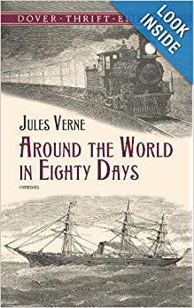 Around the World in Eighty Days (Dover Thrift Editions) by Jules Verne
