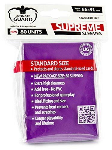 Supreme Purple Sleeves (80)