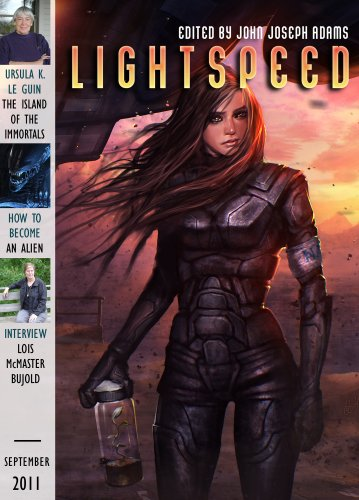 Lightspeed Magazine, September 2011