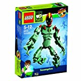 LEGO Ben 10 Alien Force 8410 Swampfire