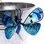 Blue Butterfly Pot Hanger