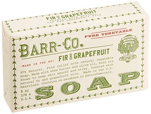 BARRーCO. バーソープ FIR&GRAPEFRUIT