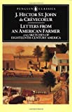 Image of Letters from an American Farmer and Sketches of Eighteenth-Century America (Penguin Classics)