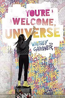 Book Cover: You're Welcome, Universe