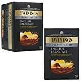 Twinings English Breakfast Decaffeinate 50bag