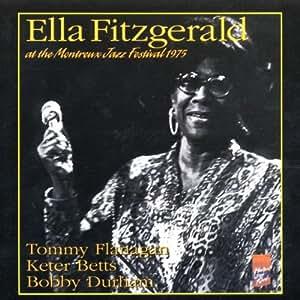 Ella Fitzgerald At The Montreux Jazz Fes