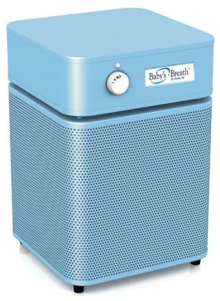 Blue Baby's Breath HealthMate 205 Air Cleaner from Austin Air
