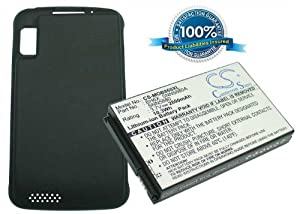 Replacement battery for MB860, ME860, Atrix 4G, Olympus