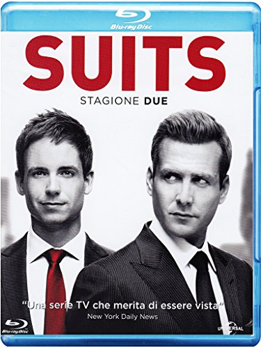 Suits Stagione 02 [Blu-ray] [IT Import]