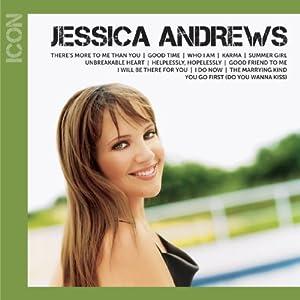 Icon: Jessica Andrews