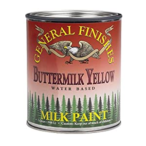 Tuscan Red Milk Paint Pint