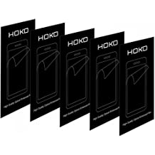 HOKO® Screen Protector For HTC Windows Phone 8S HD Clear Edge To Edge Full Screen Guard For HTC Windows Phone...