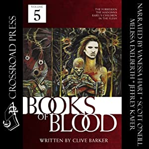 The Books of Blood: Volume 5 Hörbuch