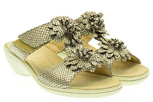 ENVAL SOFT donna sandali 59633/00 39 Platino