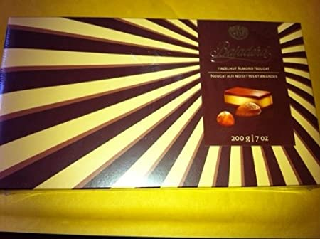 Kras Bajadera Chocolate Kras Bajadera Hazelnut Almond
