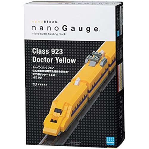 나노 게이지 train 콜렉션 923 형신칸센(일본 고속전철) 전기 궤도 종합 시험차 닥터 옐로우 nGT_004-nGT_004 (2014-03-21)