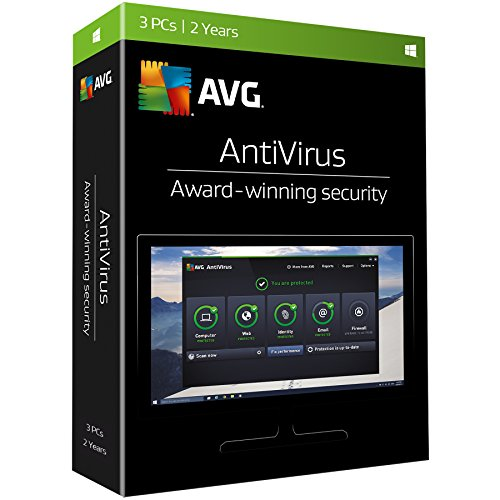AVG  Antivirus, 3 PCs, 2 Years (Avg Antivirus Software compare prices)