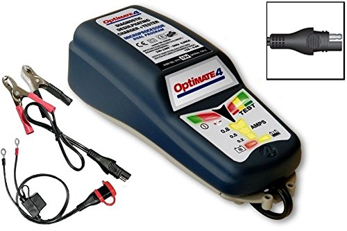 MANTENITORE-CARICA-BATTERIE-OPTIMATE-4-NUOVO-Dual-Program