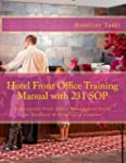 Hotel Front Office Training Manual wi...
