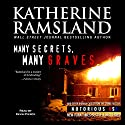 Many Secrets, Many Graves: Indiana, Notorious USA Audiobook by Katherine Ramsland Narrated by Kevin Pierce