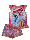 My Little Pony Girls Shorts Sleepwear Set